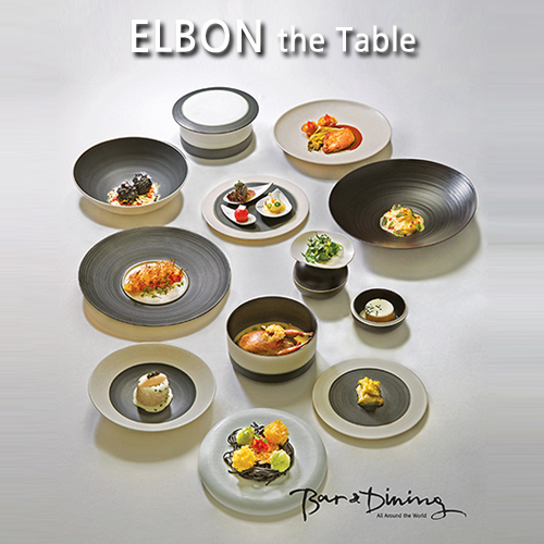 ELBON the table
