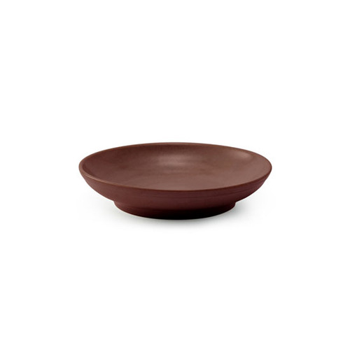 DANJI Plate 15_Red Brown