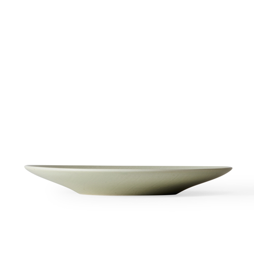 Han-Kyeol Round Plate 25_Light Green